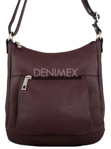 Kožená kabelka MA15