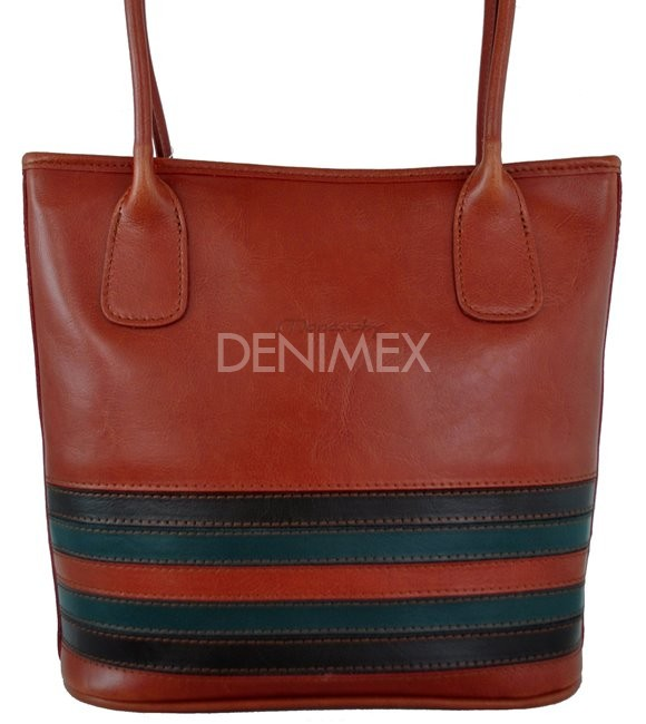 70d3215d15 Kožená kabelka MO16 - elegantné kabelky