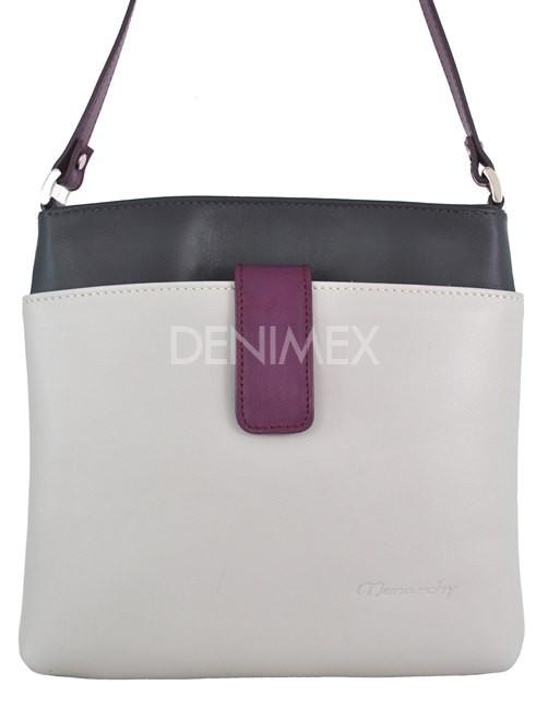 d52c1455df Kožená kabelka MO5 - športové kabelky