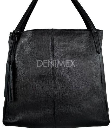 Kožená kabelka U150