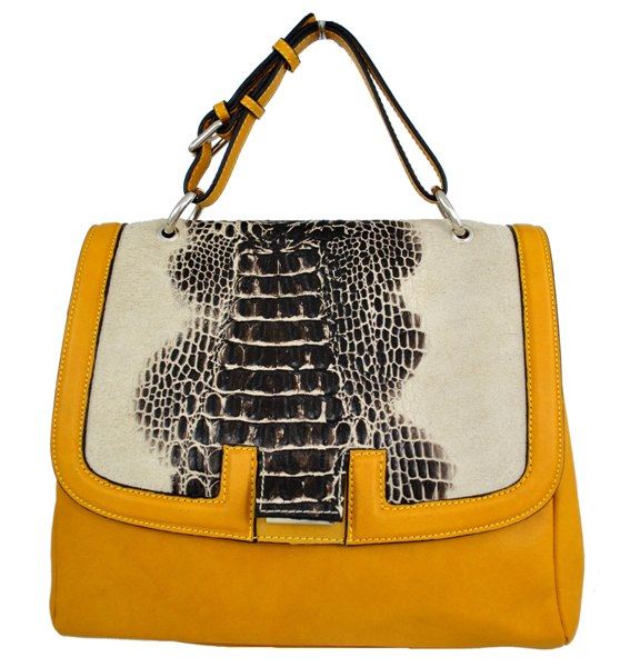 Kožená kabelka U46 - elegantné kabelky 69ff9f4aca6