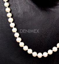 Perlový náhrdelník P13a