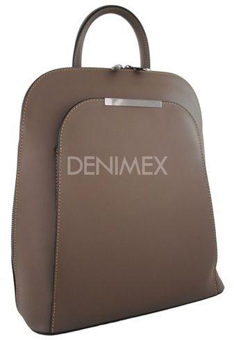 Kožená kabelka - batoh MA24