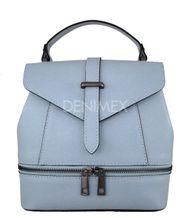 Kožená kabelka - batoh MA32