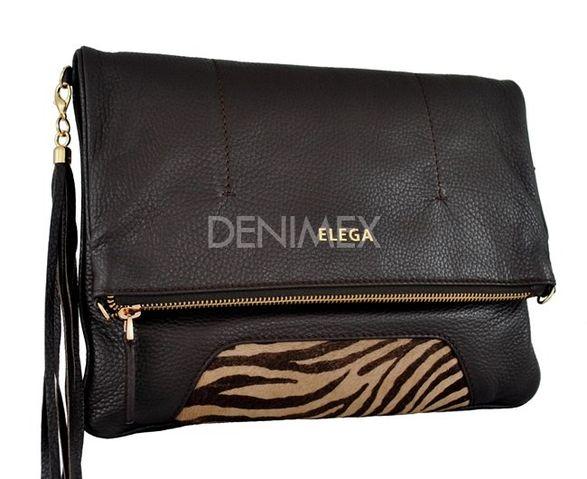 Kožená kabelka EG4