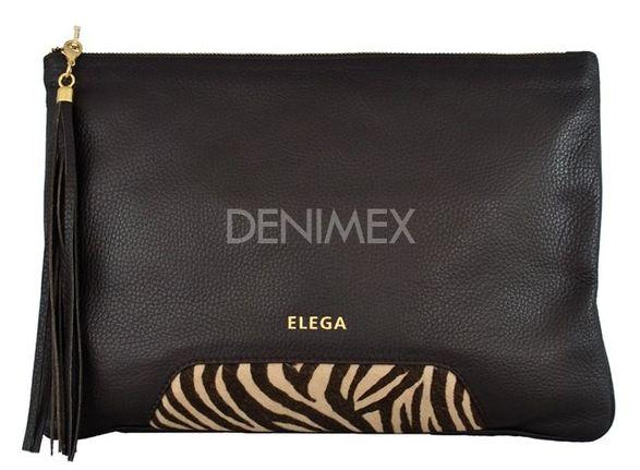 Kožená kabelka EG6
