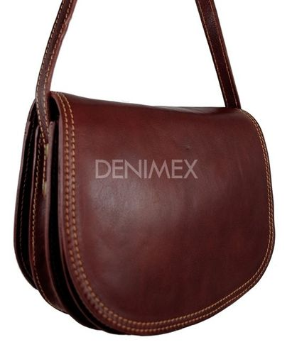 Kožená kabelka MA12
