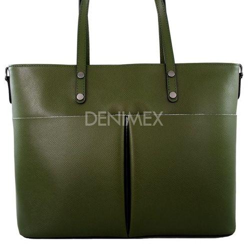 Kožená kabelka MA29