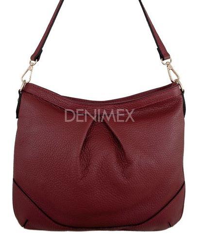 Kožená kabelka MA3