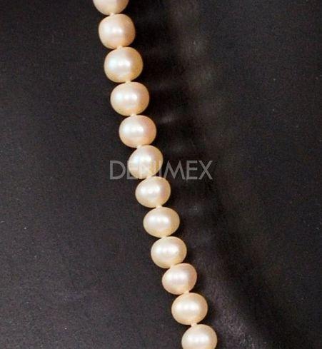 Perlový náhrdelník P1c